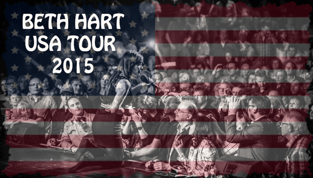 USA tour 2015: 1st show announcement
