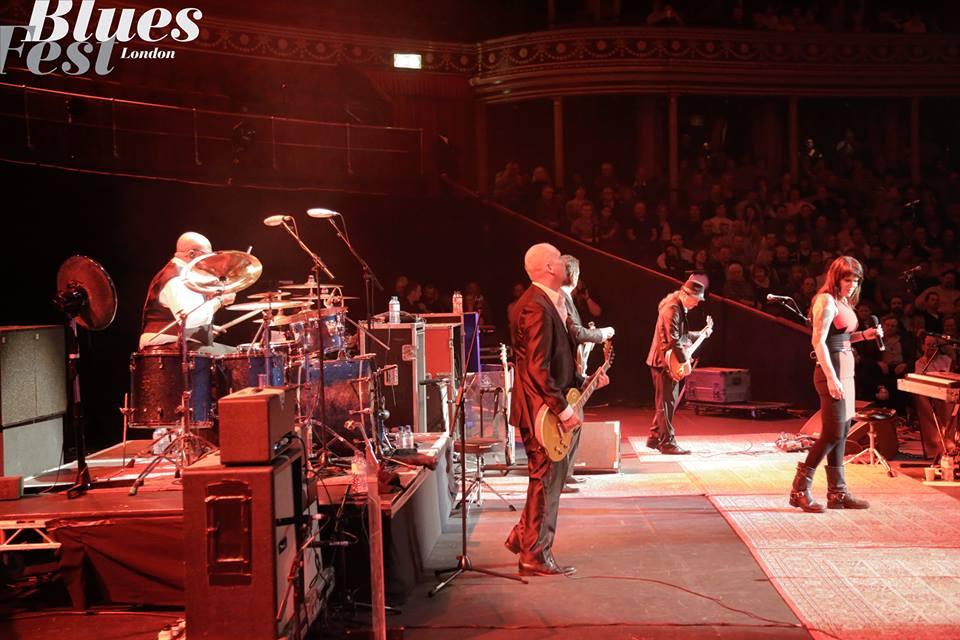 Royal Albert Hall performance on UK's Radio BBC 2