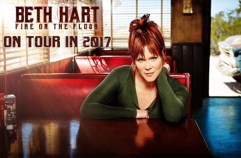 On tour in 2017!