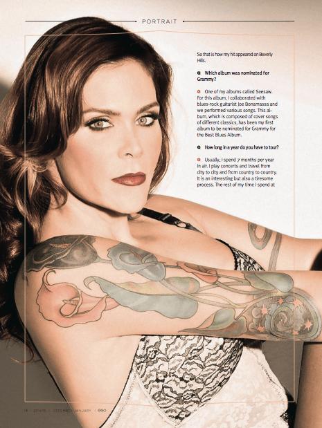 EGO Magazine Page 5