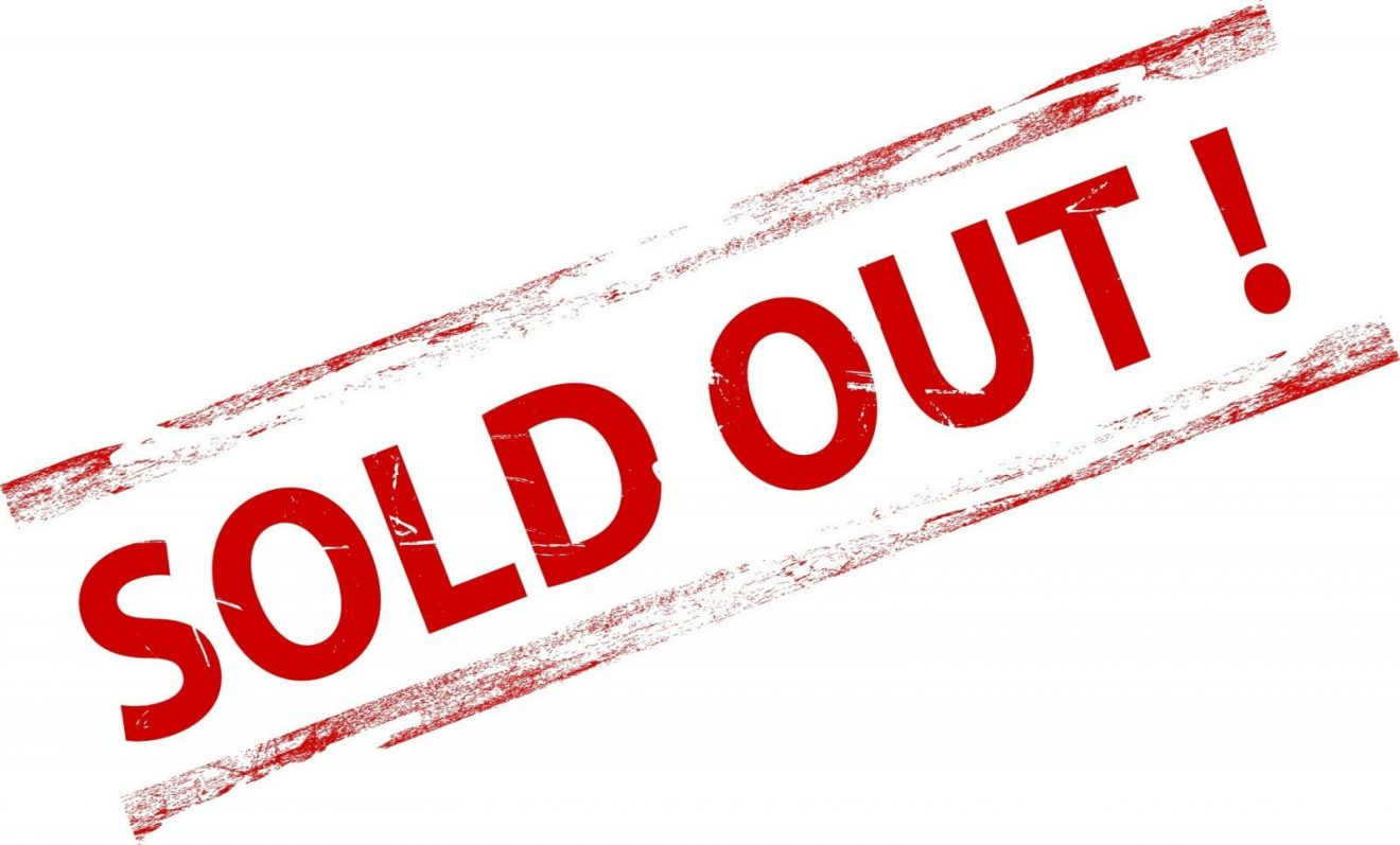 Image result for SOLD OUT